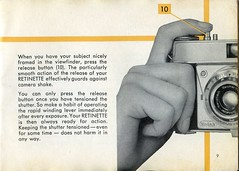 Kodak Retinette I - Instructions For Use - Page 9 (TempusVolat) Tags: kodak retinette i 1 instruction guide instructions manual camera 1950s art design graphics scan film 35mm vintage photography instrument information info old scanned scans mrmorodo gareth retinette1 retinettei chromeage kodakag booklet howto book reading read pages steps printed material shared pamphlet leaflet tempusvolat tempus volat epsonscanner flickr getty interesting image picture gw scanner scanning epson perfection v200 photoscanner epsonperfection garethwonfor mr morodo