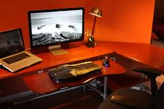 Custom Ergonomic Desk