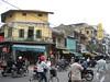 Hanoi street and architecture (mbphillips) Tags: fareast southeastasia vietnam 越南 ベトナム 베트남 asia アジア 아시아 亚洲 亞洲 mbphillips canonixus400 geotagged photojournalism photojournalist hanoi capital 首都 수도