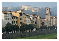 Veduta di Pescia (1) (Matteo Bimonte) Tags: panorama toscana veduta centrostorico paese pescia