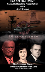 EAA Event (58November) Tags: airport aviation hoover fbi commander murfreesboro hijacking negotiators skyjacking