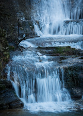 L'eau, c'est la vie (Tonton Dave) Tags: nature water river landscape switzerland waterfall eau suisse rivière paysage cascade vaud vallorbe sautduday