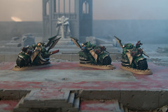 Dark Angels Ravenwing (jontlaw) Tags: dark marine space games 40k angels workshop warhammer 40000 ravenwing