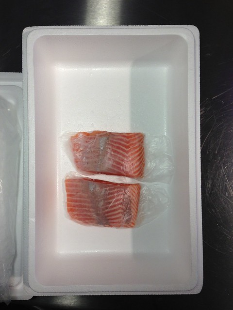 Fresh Fish To You - (2) Salmon Portions
