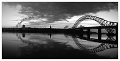 Runcorn bridge (DSLR Lee) Tags: runcornbridge uploaded:by=flickrmobile flickriosapp:filter=panda pandafilter