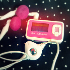 my old mp3 player