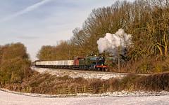 GWR 2-8-0 No.3803 (tim_allen) Tags: steam gala steamtrain gwr greatcentralrailway gcr uksteam