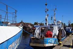 fishing boats eba (janutek) Tags: poland polska nikon nikkor nikkor18105mm ngc nikonflickraward pomerania pomorze eba