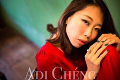 Adi_0026 (Adi Chng) Tags: adichng girl      redgreen