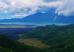 Kintamani Volcano (JaNuchjarin) Tags: kintamani volcano mountbatur bali indonesia mountain landscape g5x canon canong5x
