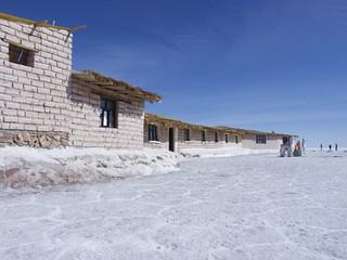 Excursion bolivienne, Salar d'Uyuni