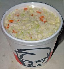KFC Food 8-3-16 (3) (Photo Nut 2011) Tags: food kfc kentuckyfriedchicken coleslaw