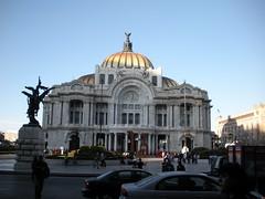 Bellas Artes 2008. (darionuve) Tags: mexico city art museum bellas artes