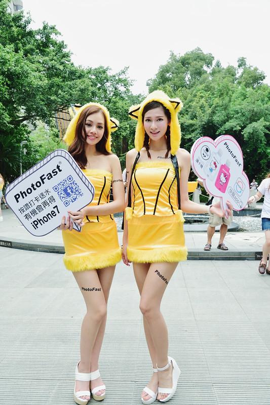 PhotoFast GO!快龍 App 一鍵轉移 iPhone 7 容量升 G 超開心