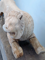 20160714_133108_low (Cinzia, aka microtip) Tags: delos cicladi grecia archeology antichit archaelogy unescoworldheritagesite mithology sanctuary ancientgreece archaeologicalmuseum sculpture lion lions