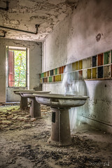 Ablutions (Sogo-photos) Tags: urbex decay old ghots ruins ruines exploration abandonn abandonned