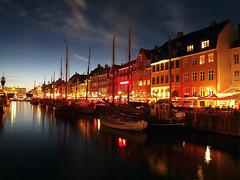 Copenhagen - Nyhavn (Conti Francesco) Tags: danimarca denmark danmark copenaghen copenhagen kobenhavn 2016