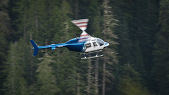 C-GLOG - Black Tusk Helicopter - Bell 206B Jetranger (bcavpics) Tags: cglog blacktuskhelicopter bell 206b jetranger aviation aircraft helicopter chopper heli losscreek vancouverisland britishcolumbia canada bcpics