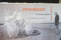 Strandbeests at the Exploratorium (fabola) Tags: dreammachine exploratorium learn make makerart makered pier15 remakeedu sanfrancisco stem steam tammakers think strandbeest strandbeests