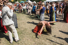 Anachronism (stenaake) Tags: anachronism medieval week festival dance photographer photo man summer gotland visby sweden dancing