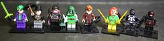 MU3A8513 (lbaswjk3ja) Tags: bootleg knockoff fake brick building toy comic book hero cyclops doctor dr doom penguin joker tdk dark knight spiderman