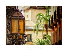 Les Monges (RichardK2010) Tags: olympusuk coloursofvalencia hotel lamps oldquarter bariogotico lesmonges alicante zuiko75mmf18 olympuspenf