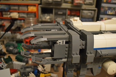 shiptember wip 3 (nate_daly) Tags: shiptember lego spaceship microspace