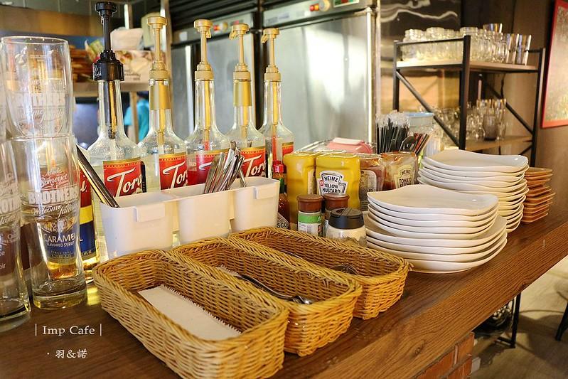 Imp Cafe東區早午餐下午茶鬆餅11