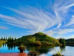 Hello again from Bluebird Estates! (+5) (peggyhr) Tags: peggyhr clouds hill lake dsc01819a bluebirdestates alberta canada dock trees super~sixbronze☆stage1☆ thelooklevel1red infinitexposurel1 sun|sky|cloud infinitexposurel2 thelooklevel2yellow super~six☆stage2☆silver thegalaxy thegalaxytopawarders thegalaxyhalloffame