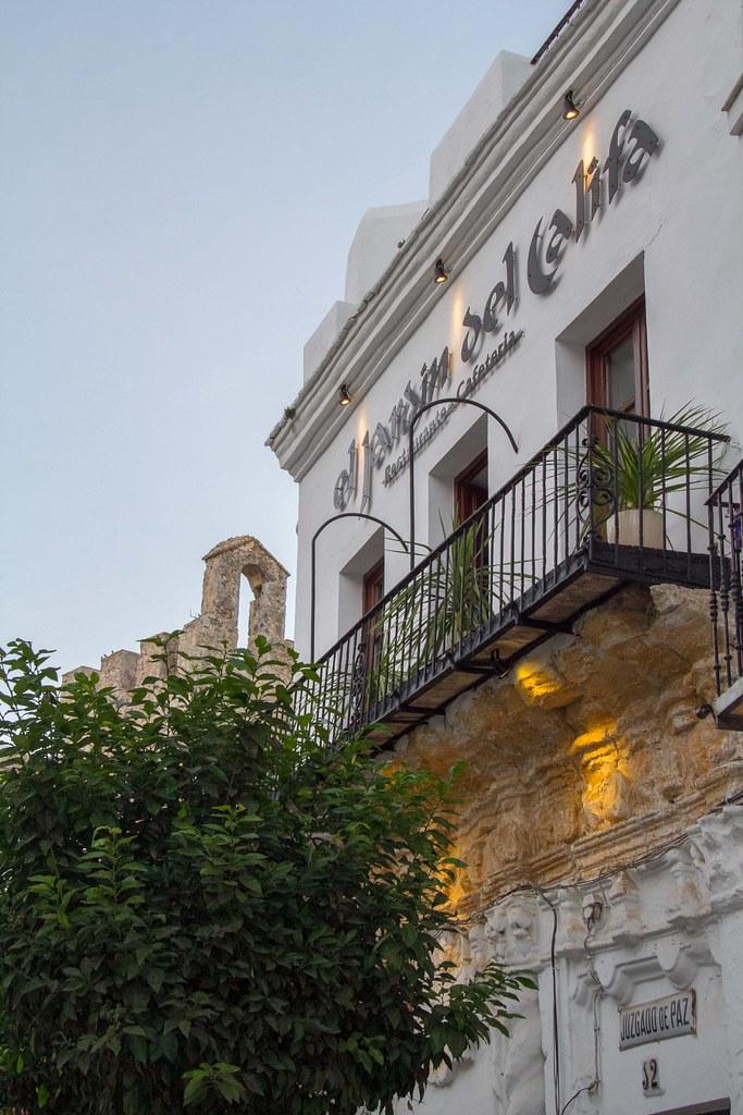 Hotel v in vejer de la frontera andalusia spain - El jardin del califa vejer de la frontera ...