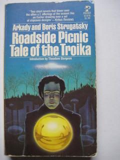 Roadside Picnic & Tale of the Troika - the Strugatski Brothers
