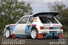 Peugeot 205 T16 (Graham Curry Photography) Tags: canon rally northernireland peugeot 205 t16 peugeot205t16 grahamcurry grpb