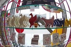 Birds & Lambs (tofu_catgirl) Tags: liverpool toy toys adventure ornaments journey domo domokun figures pierhead qee nhk thethreegraces toy2r liverbuildings touristshop travellingtoy img3903 sunnytrekkerdomo thetravellingdomo superlambananana