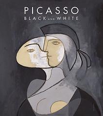 Picasso Black and White - Portada del catalogo