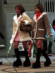 japan platform boots (the_saint_rampage) Tags: japan shoes platform