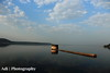 Bhopal Lake (AdiSyed) Tags: sky cloud india lake canon bhopal eos600d