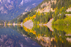 (The Noisy Plume) Tags: autumn fall washington northcascades diablolake east20