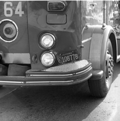 Pump 64 Traffic Accident
