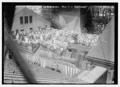 Launching party -- ARIZONA  (LOC) (The Library of Congress) Tags: newyorkcity brooklyn ship pearlharbor libraryofcongress battleship shipyard sunk usnavy usn slipway warship ussarizona unitedstatesnavy ussarizonamemorial brooklynnavyyard shiplaunching xmlns:dc=httppurlorgdcelements11 ussarizonabb39 bb39 newyorknavalshipyard pennsylvaniaclass nynsy dc:identifier=httphdllocgovlocpnpggbain19349