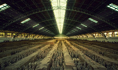 Day 6: Xi'an - Terracotta Army (isayx3) Tags: world china trip travel project wonder army ancient nikon terracotta culture xian soldiers nikkor emperor calvary d800 plainjoephotoblogcom