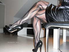 R0012896 (nylongrrl) Tags: 6 black feet stockings shiny highheels arch shine legs lace style tights skirt blouse glossy upskirt heels fingernails gloss heel satin stiletto ph ankle pantyhose dangle nylon nylons patterned fashioned seams collant 6inch ffn satindeluxe orublu archsatin