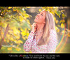 """""""Life is like a Rainbow. You need both the sun and the rain to make its colors appear"""" (Sasha L'Estrange-Bell) Tags: autumn portrait girl rainbow quote autumnleaves sashabell oliviabell sashabellphotography quoteproject quotephotograph tbsart"""