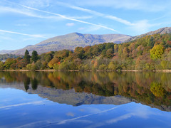 Autumn Reflections on Coniston (GillWilson) Tags: