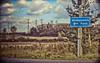 Whittamore's Farm (A Great Capture) Tags: blue autumn trees ontario canada tower fall sign clouds way power sale farm garage towers pole scarborough markham on ald whittamores torontophotographer ash2276 ashleyduffus ashleylduffus wwwashleysphotoscom