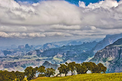 Simien Mountains (Rosita So Image) Tags: mountains nature landscape scenery valley ethiopia simien