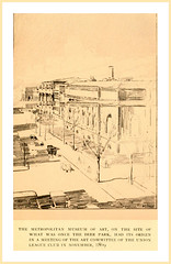 1918   The Metropolitan Museum of Art  ~ 'Fifth Avenue', by Arthur Bartlett Maurice... drawings by Allan G. Cram. (carlylehold) Tags: new york city mobile allan allen g email smartphone gilbert contact tmobile sponsor tmobil cram signup haefner carlylehold solavei haefnerwirelessgmailcom