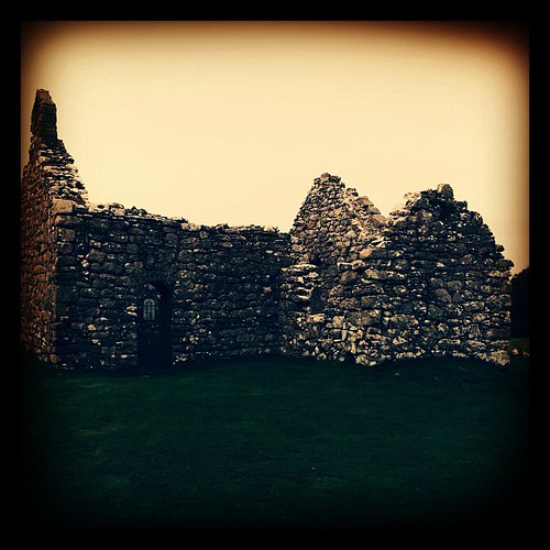 #church #ruins #anglesey