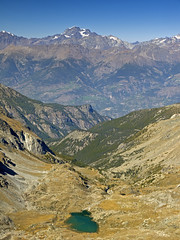 050 - looking at north (TFRARUG) Tags: mountain lake alps cross hike aosta ibex avic dondena