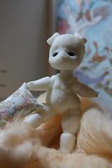 pugly_pillows (Pretty_Little_Monsters) Tags: handmade pug bjd balljointeddoll artistdoll