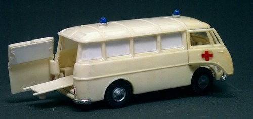 Politoys Romeo Ambulanza